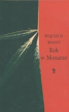 Okładka książki Rok w Monarze