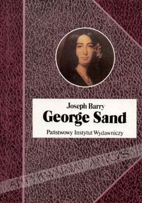Okładka książki George Sand