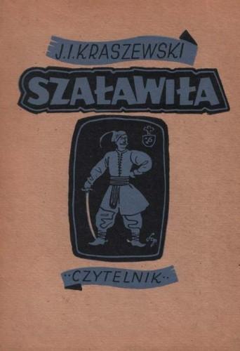 Okładka książki Szaławiła