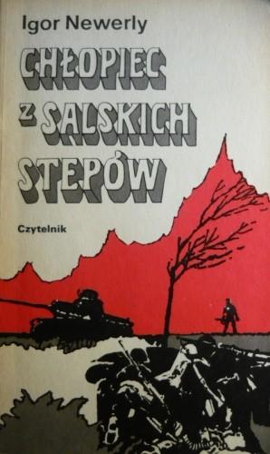 Okładka książki Chłopiec z Salskich Stepów