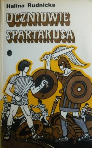 Okładka książki Uczniowie Spartakusa