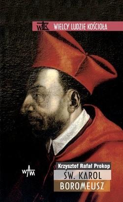 Okładka książki Św. Karol Boromeusz