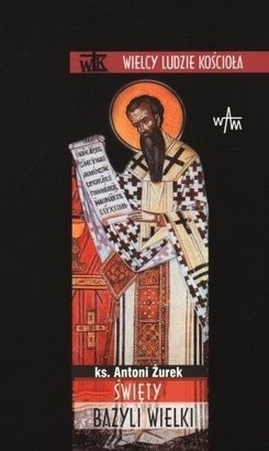 Okładka książki Święty Bazyli Wielki