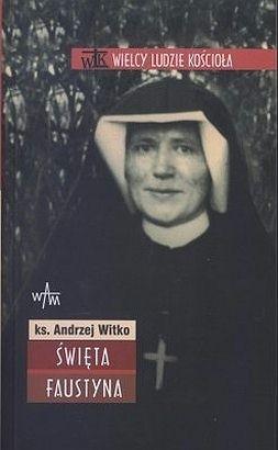 Okładka książki Święta Faustyna