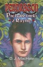 Okładka książki Pielgrzymi z Rayne