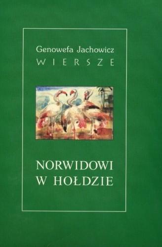 Okładka książki Norwidowi w hołdzie