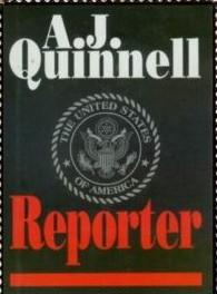 Okładka książki Reporter