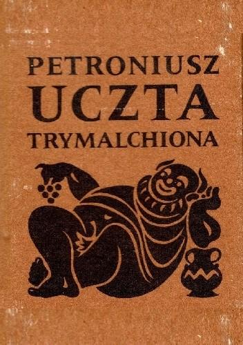 Okładka książki Uczta Trymalchiona