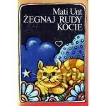 Okładka książki Żegnaj rudy kocie