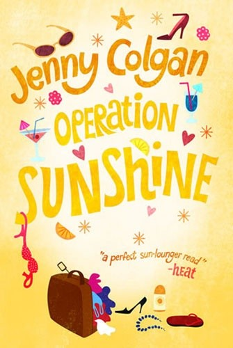 Okładka książki Operation Sunshine