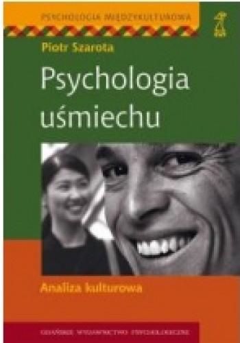 Okładka książki Psychologia uśmiechu. Analiza kulturowa