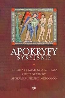 Okładka książki Apokryfy syryjskie