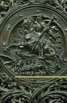 Okładka książki Podróż w świat Europy