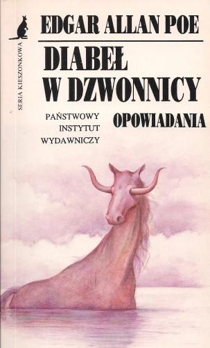 Okładka książki Diabeł w dzwonnicy: Opowiadania