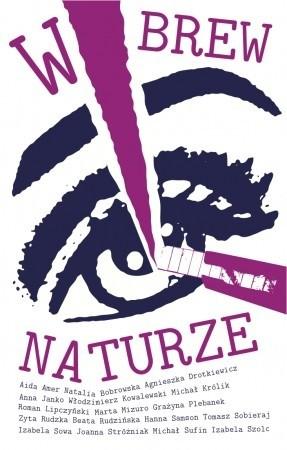 Okładka książki Wbrew naturze