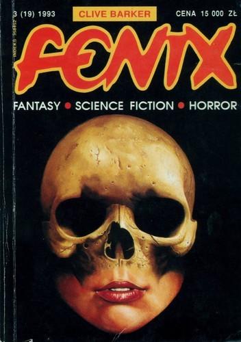Okładka książki Fenix 1993 03 (19)