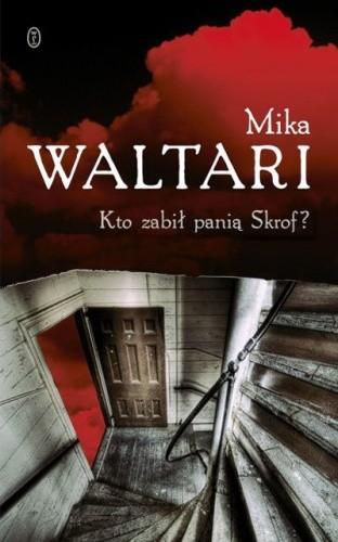 Okładka książki Kto zabił panią Skrof?