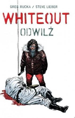 Okładka książki Whiteout: Odwilż