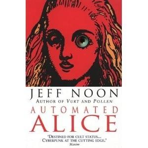 Okładka książki Automated Alice