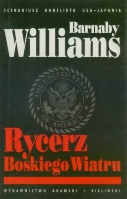 Okładka książki Rycerz Boskiego Wiatru