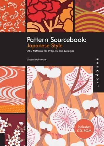 Okładka książki Pattern Sourcebook: Japanese Style