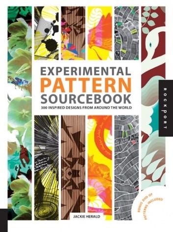 Okładka książki Experimental Pattern Sourcebook