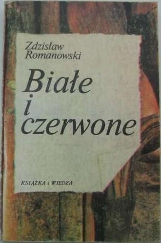 Okładka książki Białe i czerwone