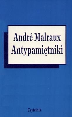 Okładka książki Antypamiętniki