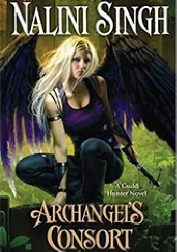 Okładka książki Archangel's Consort