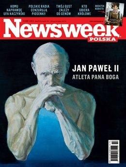 Okładka książki Newsweek
