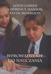 Okładka książki Wprowadzenie do nauczania