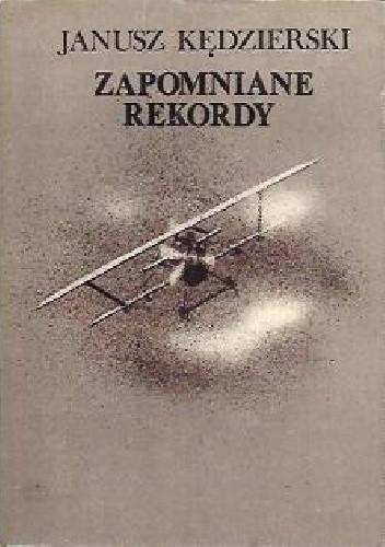 Okładka książki Zapomniane rekordy