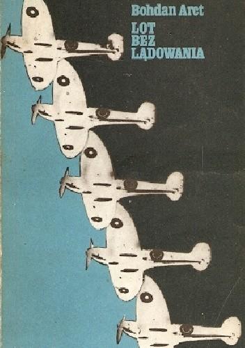 Okładka książki Lot bez lądowania
