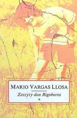 Okładka książki Zeszyty don Rigoberta