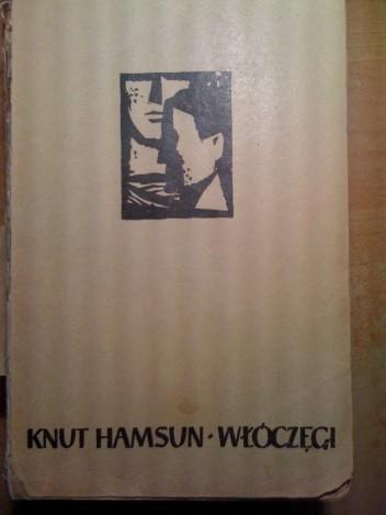 Okładka książki Włóczęgi