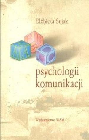 Okładka książki ABC psychologii komunikacji
