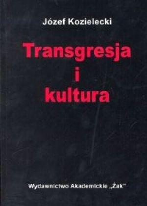 Okładka książki Transgresja i kultura