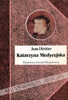 Okładka książki Katarzyna Medycejska