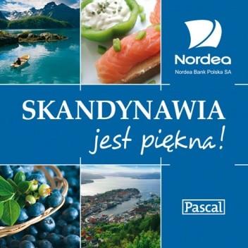 Okładka książki Skandynawia jest piękna