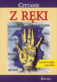Okładka książki Czytanie z ręki