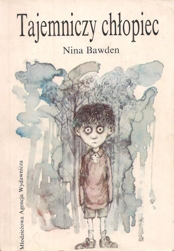 Okładka książki Tajemniczy chłopiec