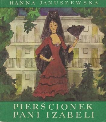 Okładka książki Pierścionek pani Izabeli