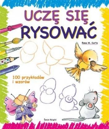 Okładka książki Uczę się rysować