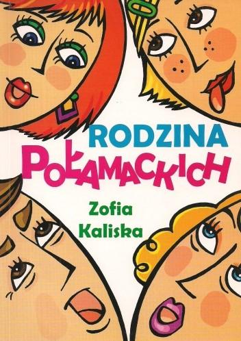 Okładka książki Rodzina Połamackich