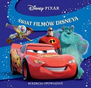 Okładka książki Świat Filmów Disneya. Kolekcja Opowiadań