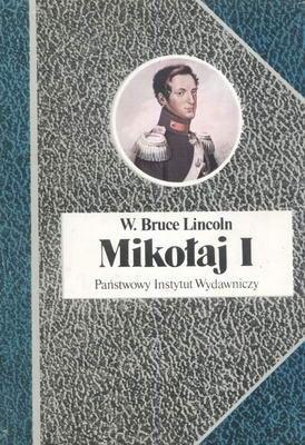 Okładka książki Mikołaj I