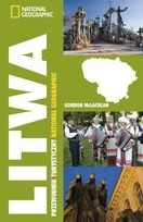 Okładka książki Litwa. Przewodnik Turystyczny National Geographic