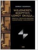 Okładka książki Wizjonerzy, sceptycy, łowcy okazji... Profile psychologiczne inwestorów giełdowych