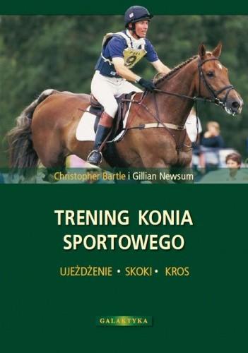 Okładka książki Trening konia sportowego