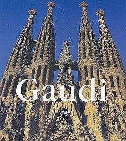 Okładka książki Gaudi